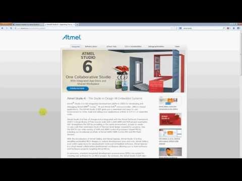 Beginners Guide - AVR Programming - ATMega32 AVR