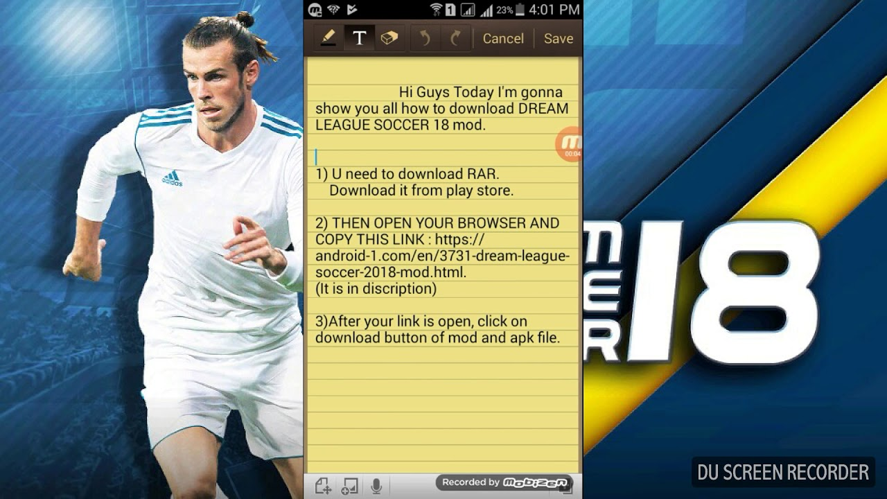 download dream league soccer 2018 android 1