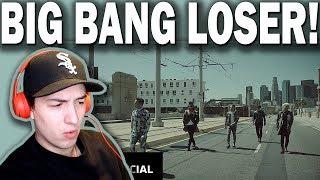 Download lagu BIGBANG - LOSER M/V REACTION!