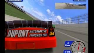 NASCAR HEAT 2002 Offline Race @ Talladega