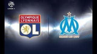 Olympique Lyon - Olympique Marseille