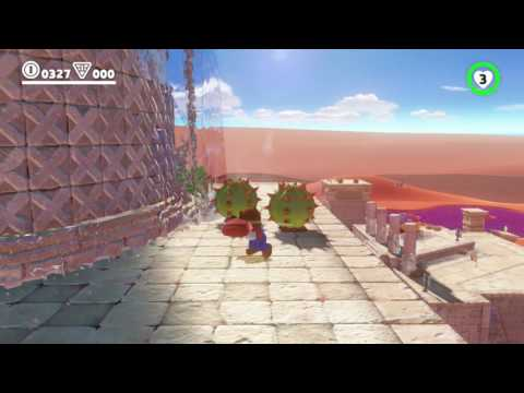 Super Mario Odyssey: Plumber Between Worlds