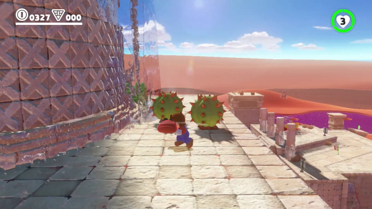 Super Mario Odyssey S Interdimensional Travel Is One Of Its