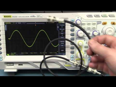 EEVblog #652 - Oscilloscope & Function Generator Measurement