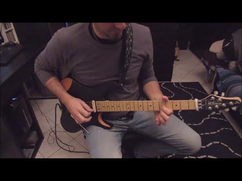 FLASHDANCE SOUNDTRACK - LOVE THEME - Roberto Gallico guitar version (Giorgio Moroder)