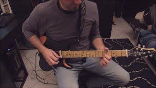 FLASHDANCE SOUNDTRACK - LOVE THEME - Roberto Gallico guitar version (Giorgio Moroder) Resimi