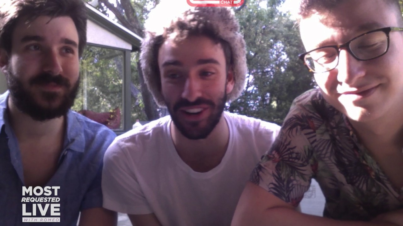AJR Talk About The Beach Boys & Spotify Discover  Full Chat Here