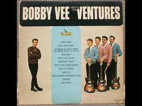 Walk Right Back - Bobby Vee with The Ventures