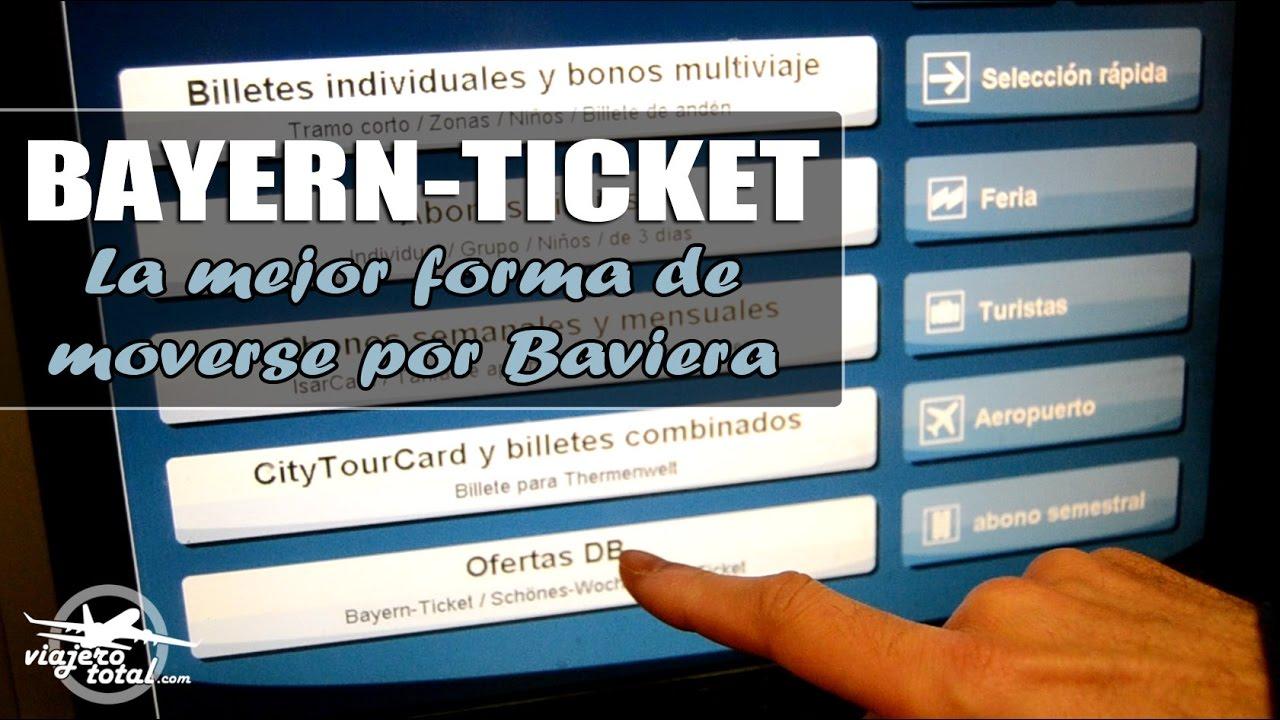 Byern Ticket