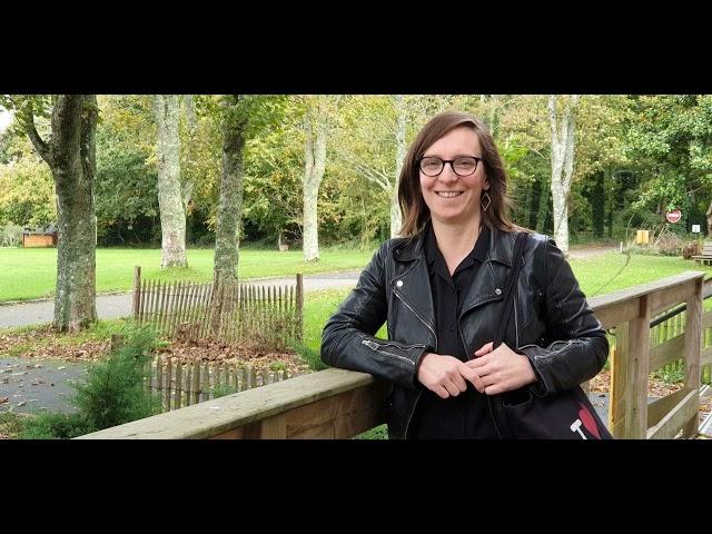 Lena Le Du, coordinatrice culturelle à la maison d'arrêt de Brest [Octobre 2019]