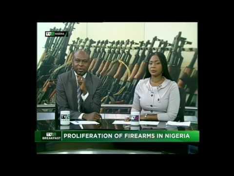 Proliferation of firearms in Nigeria