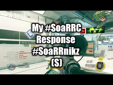 My #SoaRRC Response @Strobe @Crudes @General @_Rnikz