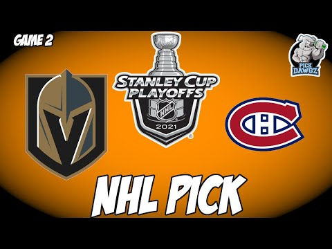 Montreal Canadiens vs Vegas Golden Knights 6/16/21 Free NHL Pick and Prediction NHL Betting Tips