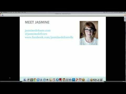 Get Organized and Build a Better Portfolio with Jasmine DeFoore
