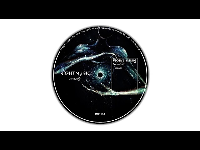 Roger & Rolling - Barracuda (Original Mix) [Right Music Records]