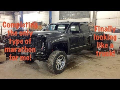 Part 7: 2015 Chevrolet Silverado LTZ (The Mistake) Marathon weekend conclusion