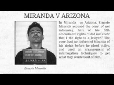 3 Ernesto Miranda Gravesite! - YouTube