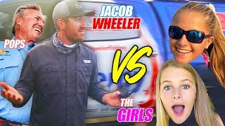 Two GIRLS  vs. Jacob Wheeler / Roland Martin
