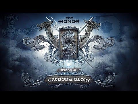 For Honor Season 3 Live Event: Grudge & Glory Reveal