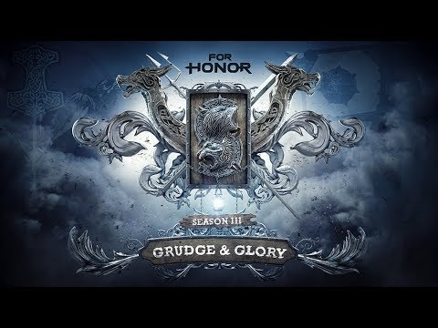 For Honor Season 3 Live Event: Grudge & Glory Reveal