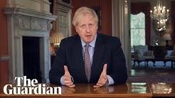 Boris Johnson's address on next phase of coronavirus lockdown – watch in full