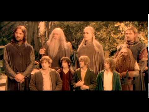 the fellowship of the ring s thematic Musical leitmotifs signify a specific person fellowship of the ring was derived from richard wagner's earlier use of such thematic material as a way to.