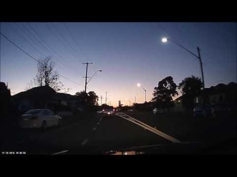 Driving Sydney: Brighton le Sands - Wentworthville