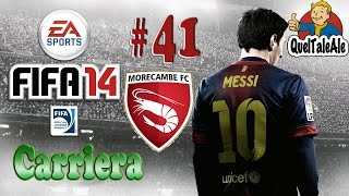 Fifa 14 - PS4 - Gameplay ITA - CARRIERA #41 - In attesa di fifa 15