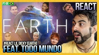 Baixar REAGINDO a Lil Dicky - Earth (Official Music Video)