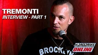 "TREMONTI talks writing the new album ""A DYING MACHINE,"" and much more!"