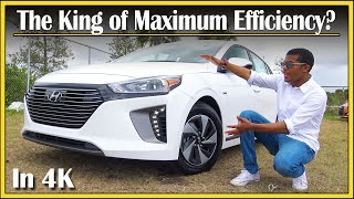 2017 Hyundai Ioniq Hybrid Review | The Most Fuel Efficient Car! | In-Depth & DETAILED | In 4k UHD!