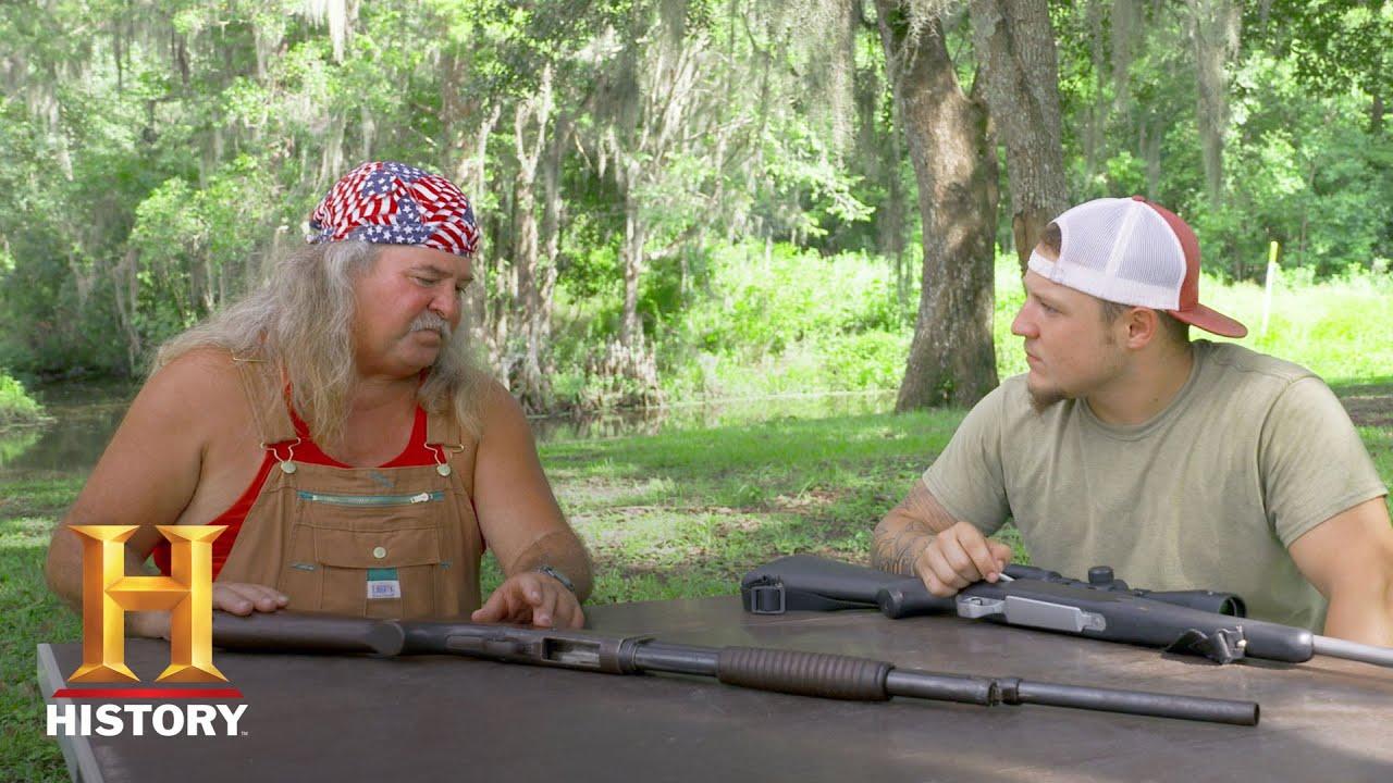 Swamp People Bonus Bruces Favorite Gun Season 9 History