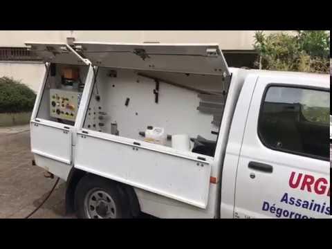 Plombier Paris - Équipement débouchage canalisation et wc