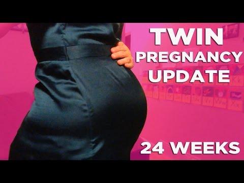 Mono Di Twin Update: 24 Weeks