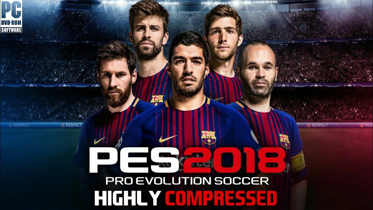 Pes 2018highly Compressed Download For Pc Direct Google Drive Dvd Rom 2018 Pro Evolution Soccer Premium Edition Links