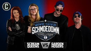 Scream Queens VS Gardenhosers - Movie Trivia Schmoedown