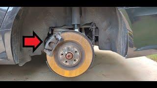 Rear Brake Caliper Rebuild