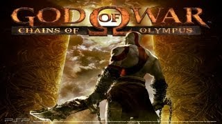 God Of War Chains Of Olympus Walkthrough - Complete Game