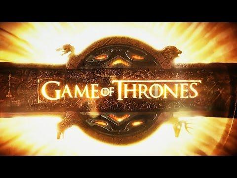 A abertura de Game of Thrones com o tema do Rei do Gado.