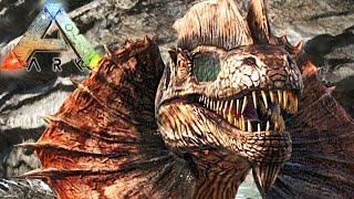 Download Video ARK Survival Evolved - Ataque De Carnotaurus, Grande Sarcosuchus, Caçando!  Dinossauros (#1) (PT-BR) MP3 3GP MP4