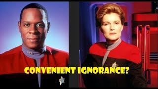 Star Trek: Discovery -  Did You Forget About Sisko and Janeway?