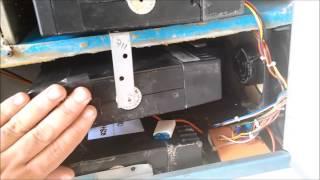 Instalacion temporal repetidor uhf y enlace vhf pico el aguila Ejido estado Mérida
