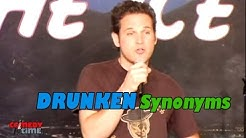 Drunken Synonyms - Comedy Time