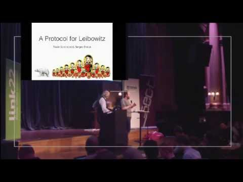 SEC-T 0x08: Travis and Sergey - A protocol for Leibowitz