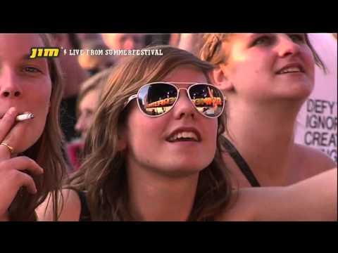 Inna   Live at Summerfestival 2011, Belgium