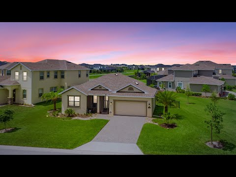 2802 Amethyst Way | Video Tour | Home For Sale | Viera, FL | Trasona Cove East at Addison Village