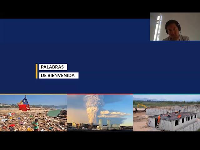 Diálogo Academia y Sector Público por Plan de Prevención y manejo de incendios forestales 2019-2020