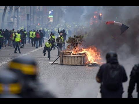 المظاهرات مستمرة رغم تنازلات الحكومة الفرنسية  - نشر قبل 8 ساعة