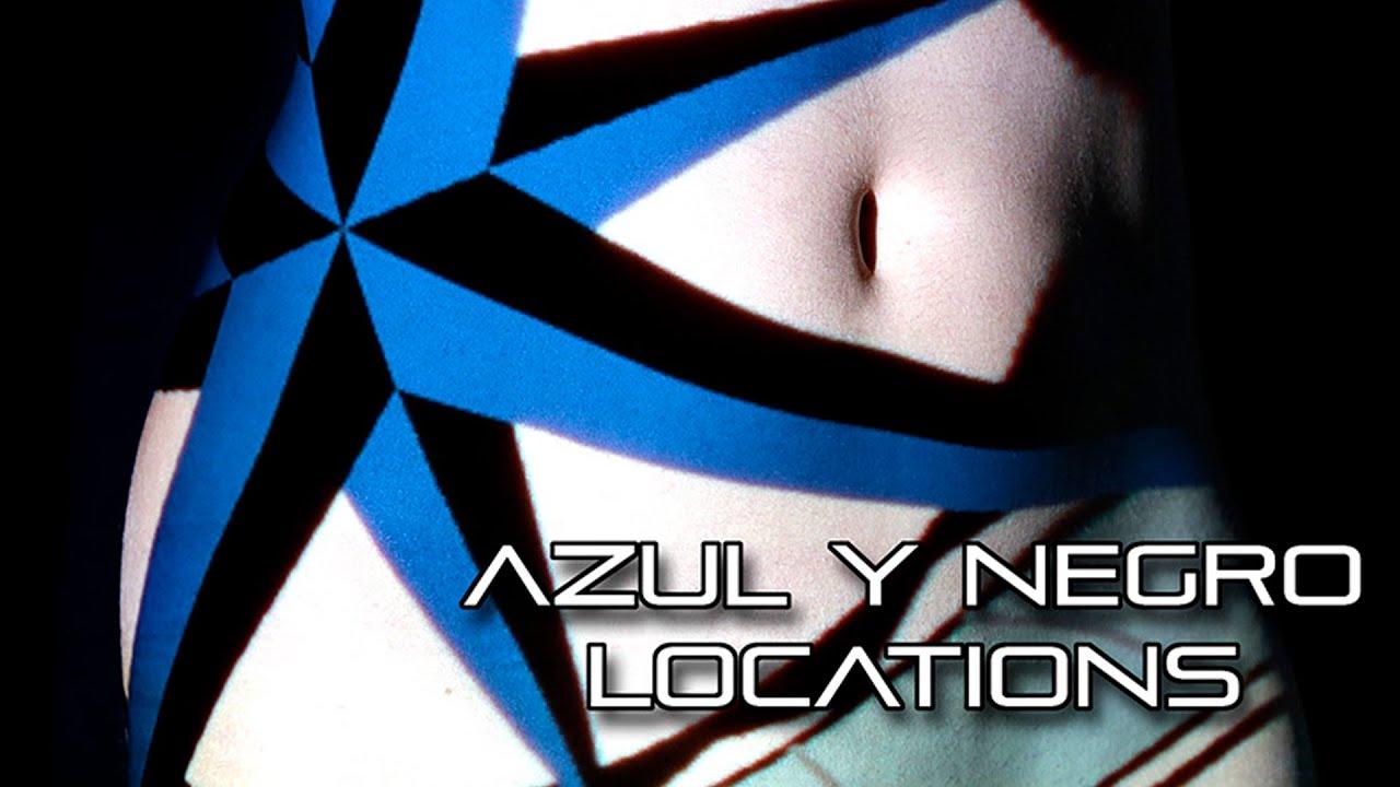 Resultado de imagen de Azul y Negro Locations