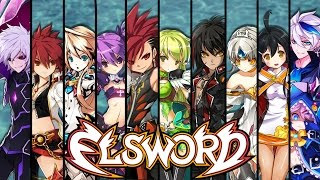 Elsword: Evolution Gameplay Android / IOS